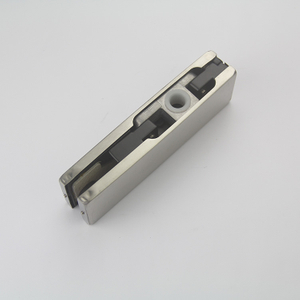 Door Hardware Fitting Stainless Steel Frameless Glass Door Patch Fitting