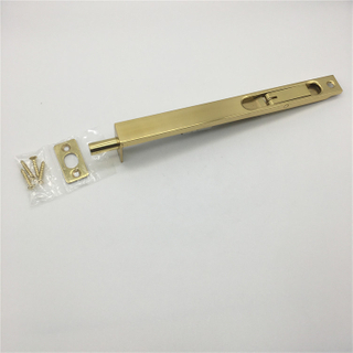 Wholesale Price Hot Sale Brass Door Drop Bolt Flush Door Bolts in Stock