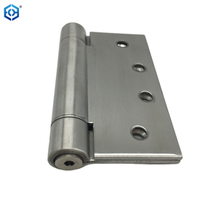 4 Inch Adjustable Spring Hinge Keep Door Self Closed Stainless Steel