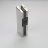Stainless Steel Glass Door Glass Calmp Door Hinges Patch Fitting