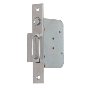 zinc alloy Pocket Door Passage sliding door Mortise Body Lock with handle