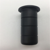 Black Stainless Steel Dust Proof Strike Socket for Flush Bolt Fire Rated with Germany Quality Spring