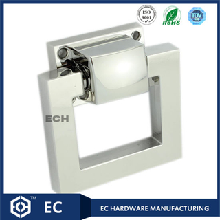 New Design Zinc Alloy Square Door Knocker