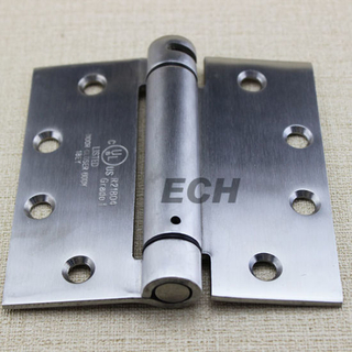 SUS304 4.5 Inch Single Action Spring Hinge (H051)