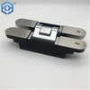 Concealed 3d Door Hinge Adjustment Zinc Alloy Door Hinges