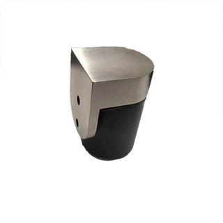 Floor Mounted Metal Stainless Steel 304 Magnetic Door Stopper