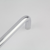 China Supplier 304 Stainless Steel Slide Bathroom Shower Interior Pull Glass Door Handle