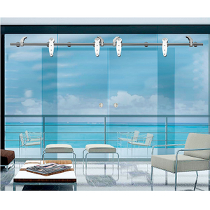 Wholesale Frameless Glass Sliding Door Hardware