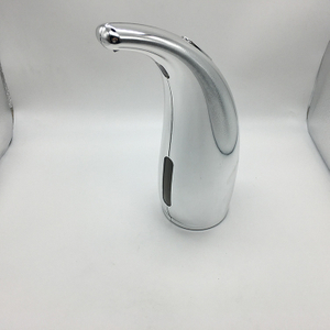 Rebow Best Seller Hand Disinfection Sensor Soap Dispenser Touchless Liquid Automatic Machine Foam 300ml Soap Dispensers