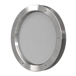 Round Stainless Steel Porthole mirror