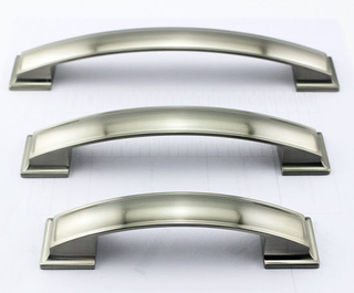 Best Selling Zinc Alloy Furniture Accessories Hardware Kitchen Cabinet Handles