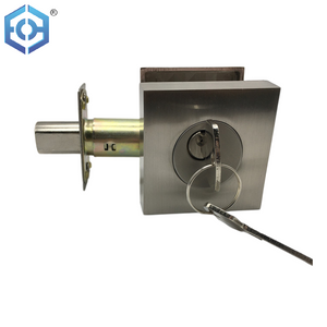SN zinc alloy Residential door deadbolt lock indoor dead bolt lock