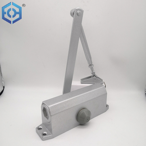 Aluminium Alloy UL Listed CE Hydraulic Door Closer