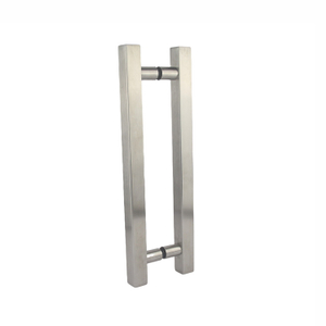 Square And Round Tube Pull Handle Sliding Glass Door Handles for Sale