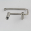 SSS Stainless Steel Round Solid Material Modern Toilet Paper Holder