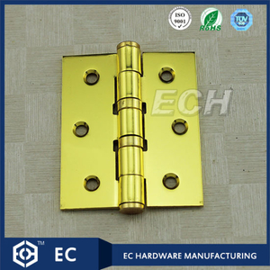 Ec Hardware Iron Brown Hinge for Wooden Door
