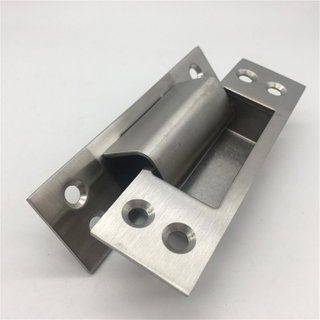 130 Degree Stainless Steel Hidden Concealed Cabinet Hinges for 40-55mm Doors Thickness