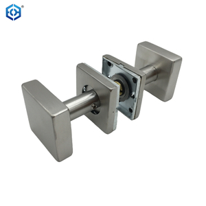 Stainless Steel 304 Square Door Handle Knob for Front Door