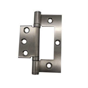 Door hardware stainless steel flush door hinges