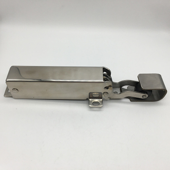 Stainless Steel Door Closer Door Check Door Damper with Slows And Closes Doors with Lack of Space
