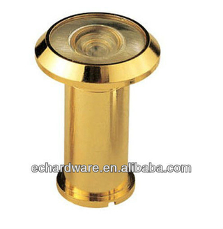 New Design Gold Brass Door Viewer (DVE001)