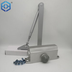 Aluminium Alloy Hold Open Hydraulic Overhaned Automatic Door Closer for Any Kinds Door