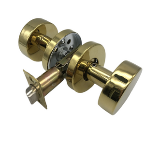 Stainless Steel Commercial Cylindrical Entrance Privacy Bathroom Bedroom Interior Handle Knob Locks Main Door Safe Lock