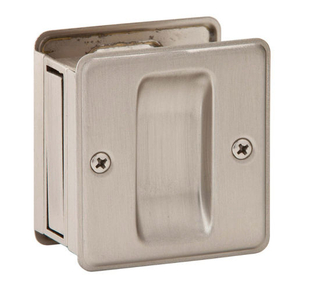 Solid Brass Sliding Door Lock