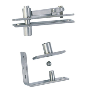 180 degree stainless steel heavy duty pivot door hinge