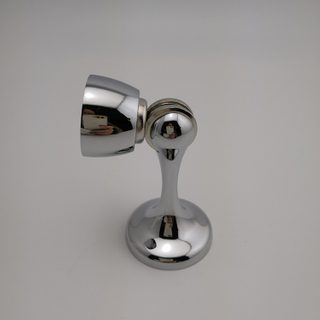 High Quality Brushed Nickel or chrome zinc alloy door stopper bulk (MDS03)