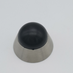 SSS stainless steel rubber door stopper design(DS016-SSS)