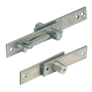 Stainless Steel Pivot Hinge for Wooden or Glass Shower Door