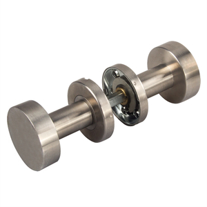 High quality door hardware stainless steel hollow door knob wood door pull handle