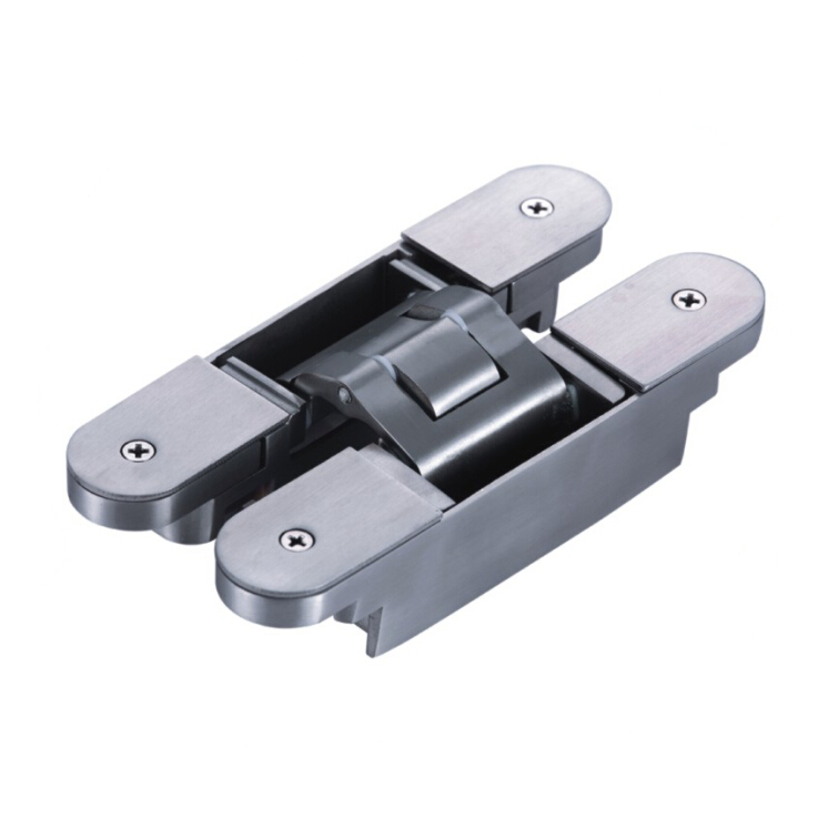 Stainless Steel 304 3D Adjust Invisible Hinge/ Conceal Hinge for Wooden Door
