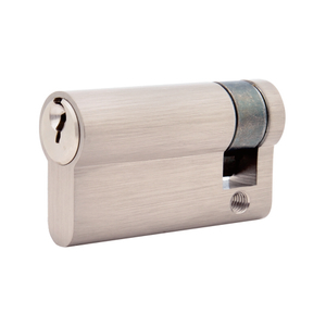 High Security Euro Cylinder Locks Door Lock Hardware SN Brass Single Cylinder Lock
