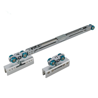 heavy duty hanging glass sliding door rollers wheel glass sliding door roller of soft close damper