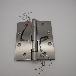 "door hinge COMMAND ACCESS ETH2WH4545 4.5"" X 4.5"" 2 WIRE ENERGY TRANSFER HINGE 18 GAUGE"