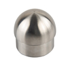 Stainless Steel Flush Angle 90 Degree Round Wall Return