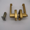 Keyed Door Knob Lever with Lock and Key Entry Door Handle Knob Lock with Key Lever set