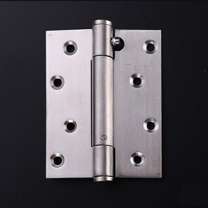 4 inches Stainless Steel spring hinge adjustable Door Hinge (SAS006)