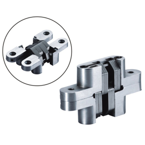 New 2019 Stainless Steel Non Adjustable Spring Conceal Hinge